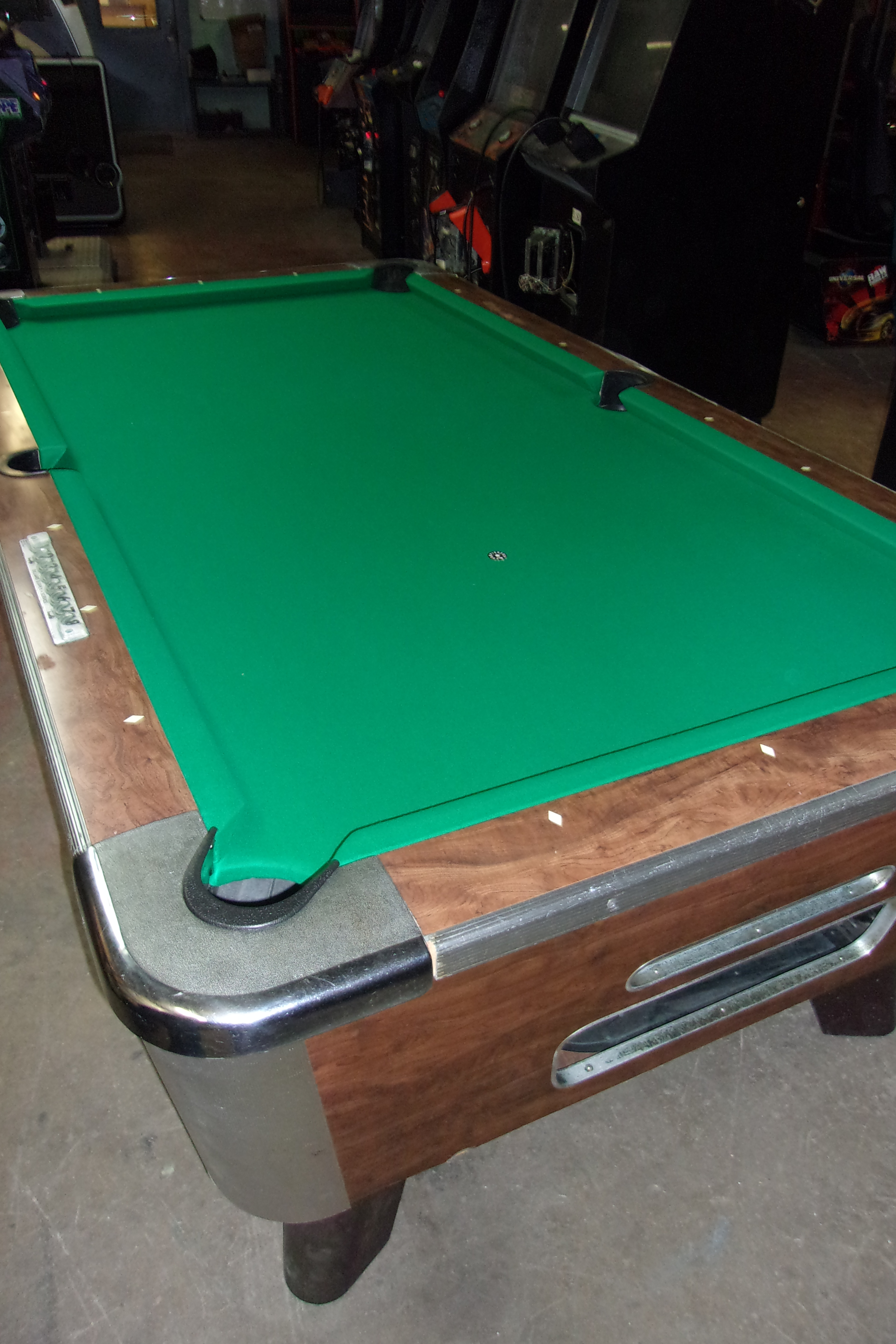 Coin Pool Table Size Marc Andreessen Bitcoin Blog - Coin operated pool table parts